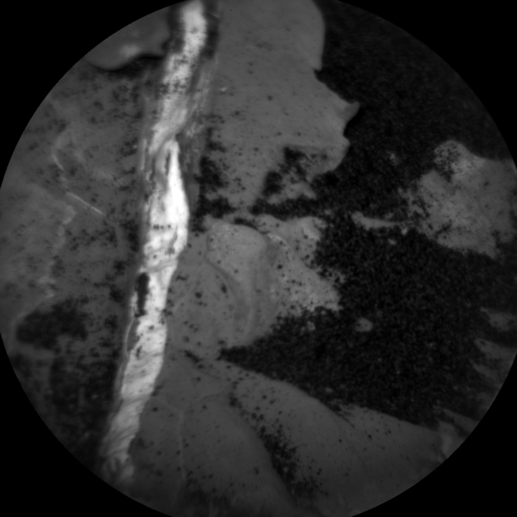 Nasa's Mars rover Curiosity acquired this image using its Chemistry & Camera (ChemCam) on Sol 1794, at drive 1438, site number 65