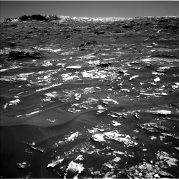 Nasa's Mars rover Curiosity acquired this image using its Left Navigation Camera on Sol 1795, at drive 1750, site number 65