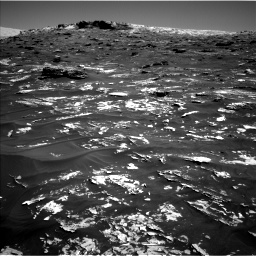 Nasa's Mars rover Curiosity acquired this image using its Left Navigation Camera on Sol 1795, at drive 1756, site number 65
