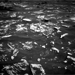 Nasa's Mars rover Curiosity acquired this image using its Left Navigation Camera on Sol 1795, at drive 1792, site number 65
