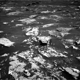 Nasa's Mars rover Curiosity acquired this image using its Left Navigation Camera on Sol 1795, at drive 1822, site number 65