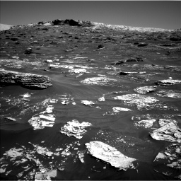 Nasa's Mars rover Curiosity acquired this image using its Left Navigation Camera on Sol 1795, at drive 1840, site number 65
