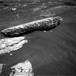 Nasa's Mars rover Curiosity acquired this image using its Right Navigation Camera on Sol 1795, at drive 1648, site number 65