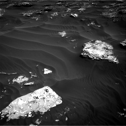Nasa's Mars rover Curiosity acquired this image using its Right Navigation Camera on Sol 1795, at drive 1684, site number 65