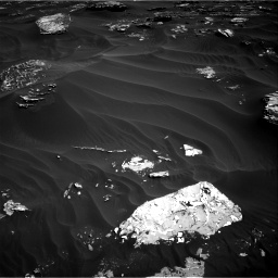 Nasa's Mars rover Curiosity acquired this image using its Right Navigation Camera on Sol 1795, at drive 1690, site number 65