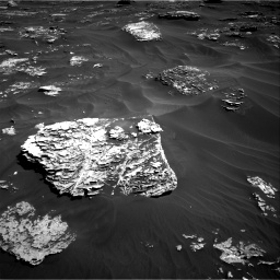 Nasa's Mars rover Curiosity acquired this image using its Right Navigation Camera on Sol 1795, at drive 1720, site number 65
