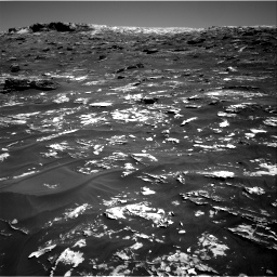 Nasa's Mars rover Curiosity acquired this image using its Right Navigation Camera on Sol 1795, at drive 1750, site number 65