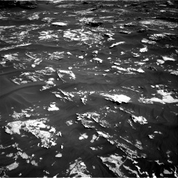 Nasa's Mars rover Curiosity acquired this image using its Right Navigation Camera on Sol 1795, at drive 1768, site number 65