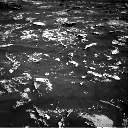 Nasa's Mars rover Curiosity acquired this image using its Right Navigation Camera on Sol 1795, at drive 1780, site number 65