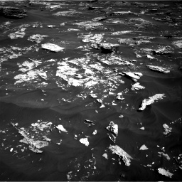 Nasa's Mars rover Curiosity acquired this image using its Right Navigation Camera on Sol 1795, at drive 1798, site number 65