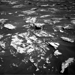 Nasa's Mars rover Curiosity acquired this image using its Right Navigation Camera on Sol 1795, at drive 1810, site number 65
