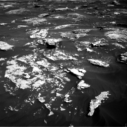Nasa's Mars rover Curiosity acquired this image using its Right Navigation Camera on Sol 1795, at drive 1816, site number 65