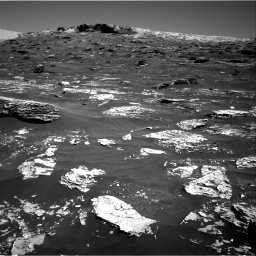 Nasa's Mars rover Curiosity acquired this image using its Right Navigation Camera on Sol 1795, at drive 1834, site number 65