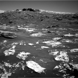 Nasa's Mars rover Curiosity acquired this image using its Right Navigation Camera on Sol 1795, at drive 1840, site number 65