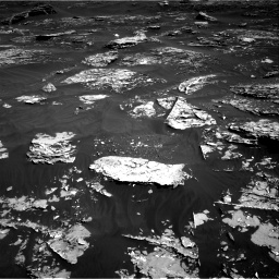 Nasa's Mars rover Curiosity acquired this image using its Right Navigation Camera on Sol 1795, at drive 1852, site number 65
