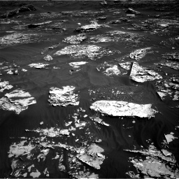 Nasa's Mars rover Curiosity acquired this image using its Right Navigation Camera on Sol 1795, at drive 1858, site number 65