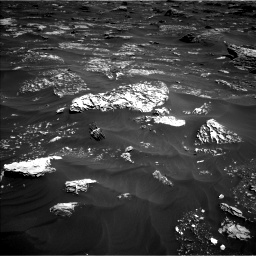 Nasa's Mars rover Curiosity acquired this image using its Left Navigation Camera on Sol 1796, at drive 2024, site number 65