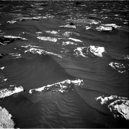 Nasa's Mars rover Curiosity acquired this image using its Right Navigation Camera on Sol 1796, at drive 1940, site number 65