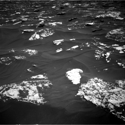 Nasa's Mars rover Curiosity acquired this image using its Right Navigation Camera on Sol 1796, at drive 1958, site number 65