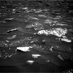 Nasa's Mars rover Curiosity acquired this image using its Right Navigation Camera on Sol 1796, at drive 2030, site number 65