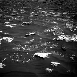 Nasa's Mars rover Curiosity acquired this image using its Right Navigation Camera on Sol 1796, at drive 2036, site number 65