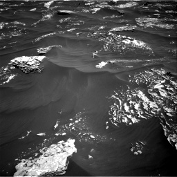 Nasa's Mars rover Curiosity acquired this image using its Right Navigation Camera on Sol 1796, at drive 2066, site number 65