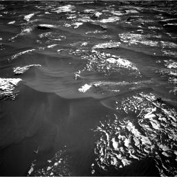 Nasa's Mars rover Curiosity acquired this image using its Right Navigation Camera on Sol 1796, at drive 2072, site number 65