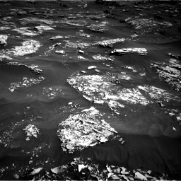 Nasa's Mars rover Curiosity acquired this image using its Right Navigation Camera on Sol 1796, at drive 2138, site number 65