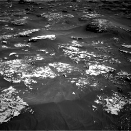 Nasa's Mars rover Curiosity acquired this image using its Right Navigation Camera on Sol 1796, at drive 2150, site number 65