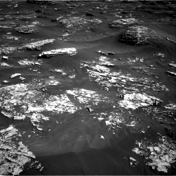 Nasa's Mars rover Curiosity acquired this image using its Right Navigation Camera on Sol 1796, at drive 2156, site number 65