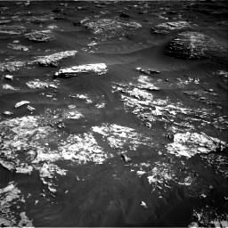 Nasa's Mars rover Curiosity acquired this image using its Right Navigation Camera on Sol 1796, at drive 2162, site number 65