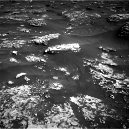 Nasa's Mars rover Curiosity acquired this image using its Right Navigation Camera on Sol 1796, at drive 2174, site number 65