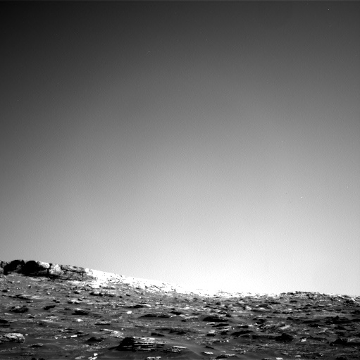 Nasa's Mars rover Curiosity acquired this image using its Right Navigation Camera on Sol 1796, at drive 2186, site number 65