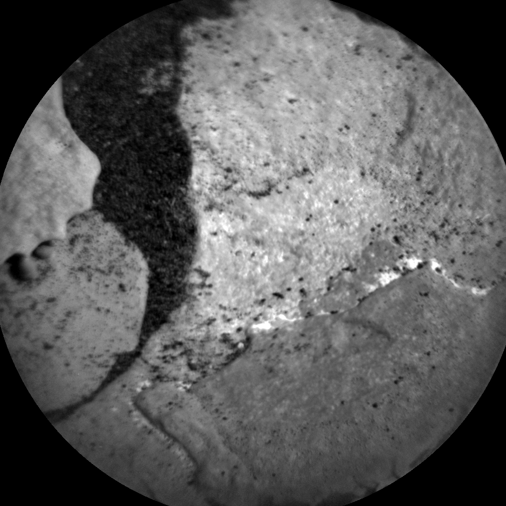 Nasa's Mars rover Curiosity acquired this image using its Chemistry & Camera (ChemCam) on Sol 1797, at drive 2186, site number 65