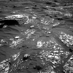 Nasa's Mars rover Curiosity acquired this image using its Right Navigation Camera on Sol 1798, at drive 2198, site number 65
