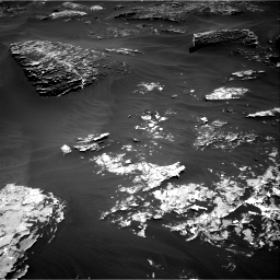Nasa's Mars rover Curiosity acquired this image using its Right Navigation Camera on Sol 1799, at drive 2234, site number 65