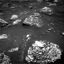 Nasa's Mars rover Curiosity acquired this image using its Right Navigation Camera on Sol 1799, at drive 2270, site number 65