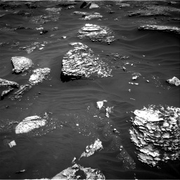 Nasa's Mars rover Curiosity acquired this image using its Right Navigation Camera on Sol 1799, at drive 2294, site number 65