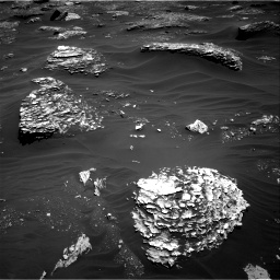 Nasa's Mars rover Curiosity acquired this image using its Right Navigation Camera on Sol 1799, at drive 2300, site number 65