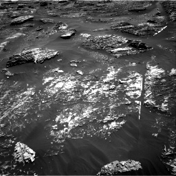 Nasa's Mars rover Curiosity acquired this image using its Right Navigation Camera on Sol 1799, at drive 2414, site number 65