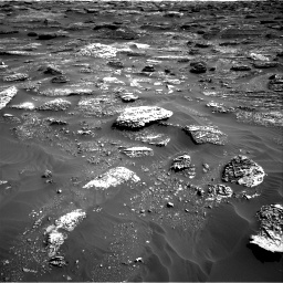 Nasa's Mars rover Curiosity acquired this image using its Right Navigation Camera on Sol 1800, at drive 2456, site number 65