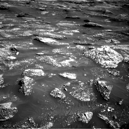 Nasa's Mars rover Curiosity acquired this image using its Right Navigation Camera on Sol 1800, at drive 2516, site number 65