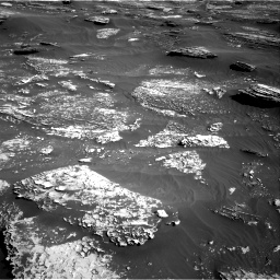 Nasa's Mars rover Curiosity acquired this image using its Right Navigation Camera on Sol 1800, at drive 2558, site number 65