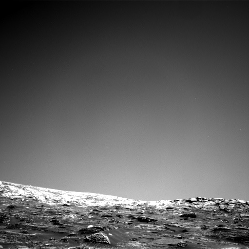 Nasa's Mars rover Curiosity acquired this image using its Right Navigation Camera on Sol 1801, at drive 2720, site number 65