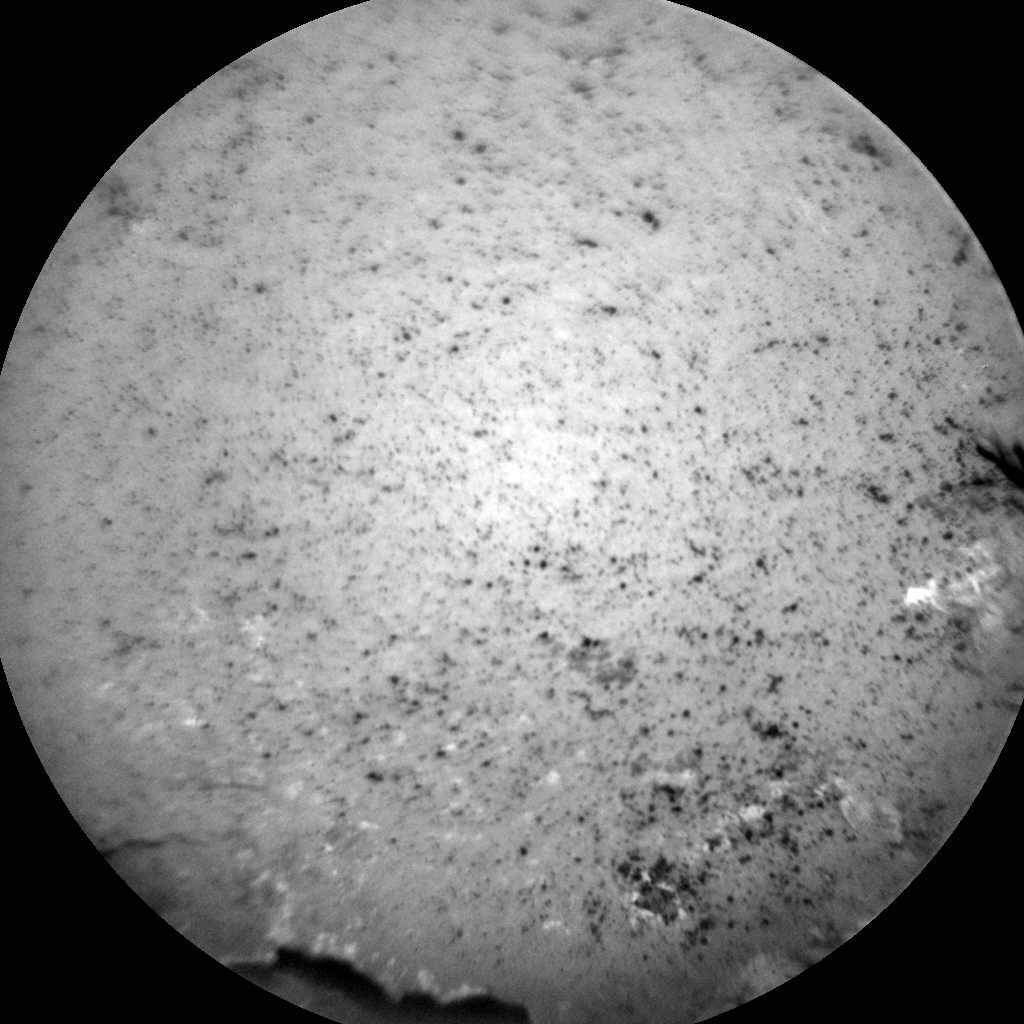 Nasa's Mars rover Curiosity acquired this image using its Chemistry & Camera (ChemCam) on Sol 1802, at drive 2720, site number 65