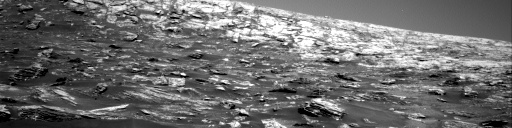 Nasa's Mars rover Curiosity acquired this image using its Right Navigation Camera on Sol 1803, at drive 2882, site number 65