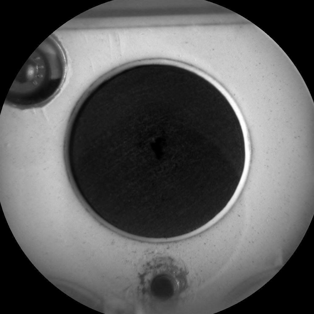 Nasa's Mars rover Curiosity acquired this image using its Chemistry & Camera (ChemCam) on Sol 1804, at drive 2882, site number 65