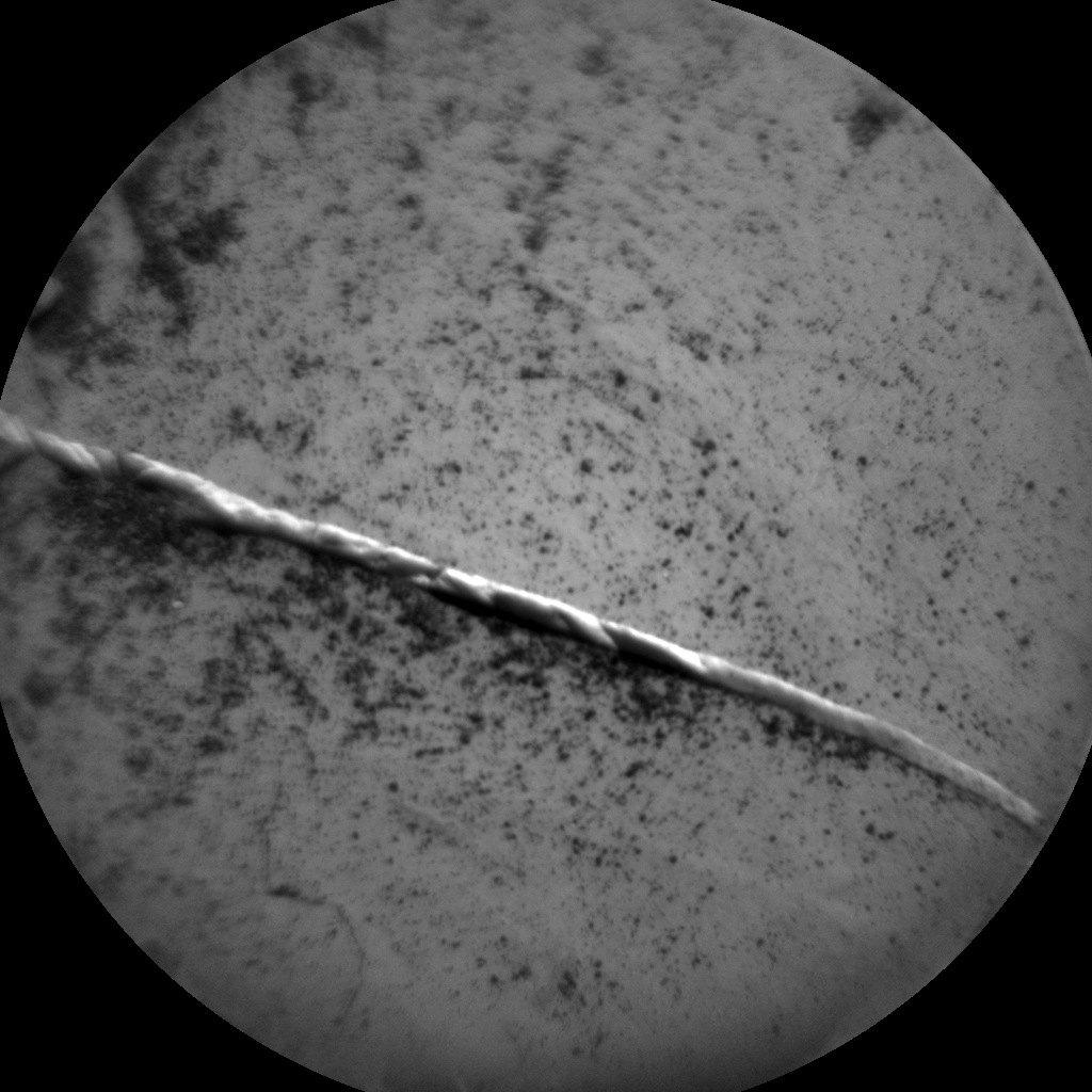 Nasa's Mars rover Curiosity acquired this image using its Chemistry & Camera (ChemCam) on Sol 1805, at drive 2882, site number 65