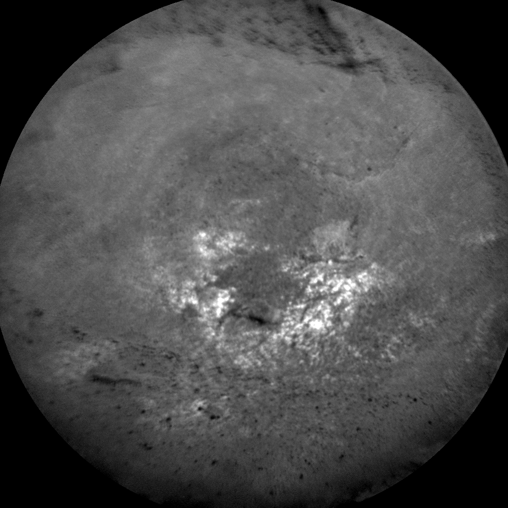 Nasa's Mars rover Curiosity acquired this image using its Chemistry & Camera (ChemCam) on Sol 1806, at drive 2882, site number 65