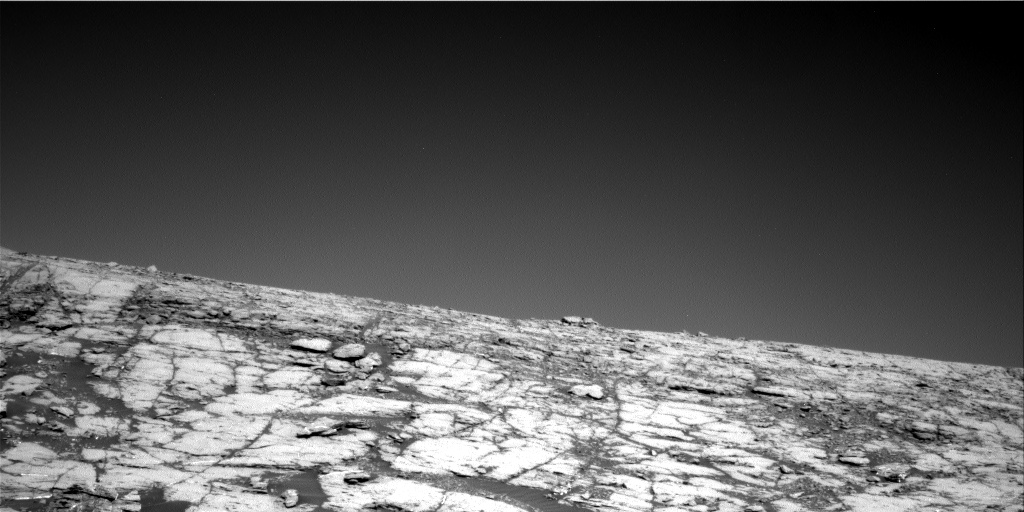 Nasa's Mars rover Curiosity acquired this image using its Right Navigation Camera on Sol 1807, at drive 3200, site number 65